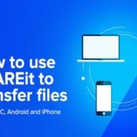 تحميل برنامج Shareit شير ات للكمبيوتر والاندرويد عربى لنقل الملفات