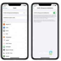 ابل تبث الإصدار التجريبي الثالث iOS 13.5 مع واجهة لتطبيقات فيروس كورونا