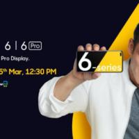 قريبا سوف يتم بيع هاتف Realme 6 Pro و Realme 6 على الانترنت