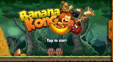 تحميل لعبة Banana Kong الجديدة للاندرويد القرد الشقى
