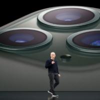 مستشعر هاتفى iPhone 12 Pro Max و iPhone 12 Pro الجديد LiDAR