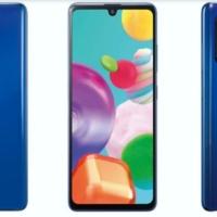 رسميأ هاتف Samsung Galaxy A41 بالكاميرا خلفية ثلاثية مع دعم تصنيف IP68