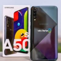 هاتف Samsung Galaxy A50s يباع الان فى الخارج بسعر 246 دولار أمريكي