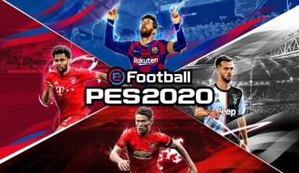 تحميل لعبة بيس 2020 PES الجديدة برابط مباشر