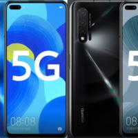 Huawei Nova 6 5G يأتى رسميا فى 5 ديسمبر بكاميرا 60 ميجابيكسل