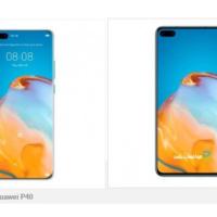 تسريبات صور من هاتف Huawei P40 and P40 Pro وعرض بعض المواصفات