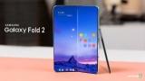بداية الإنتاج الضخم من هاتف Samsung Galaxy Fold 2  القابل للطي